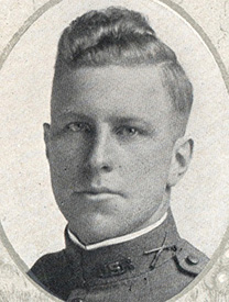 Attached photograph of First Lieutenant Nord