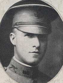 Attached photograph of Captain Perry
