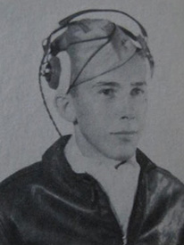 Attached photograph of Second Lieutenant Rist