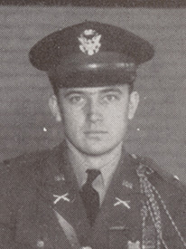 Attached photograph of Captain Trecek