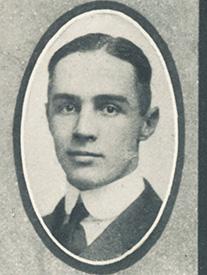 Attached photograph of Lieutenant Van Riper