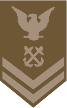 Petty Officer, Second Class