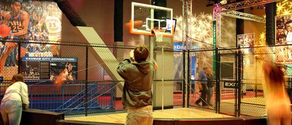 Active Adventures in KC_College Basketball Experience