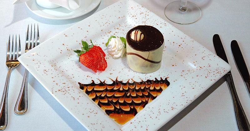 Avenues Bistro Dessert