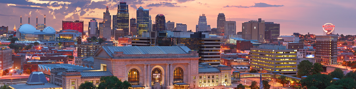 Downtown Kansas City, Missouri by Kevin Sink