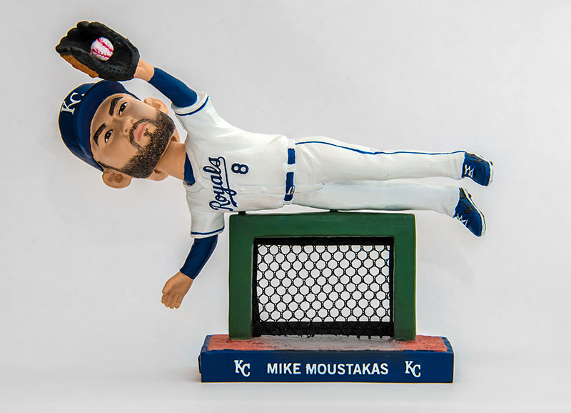 Moustakas Bobblehead