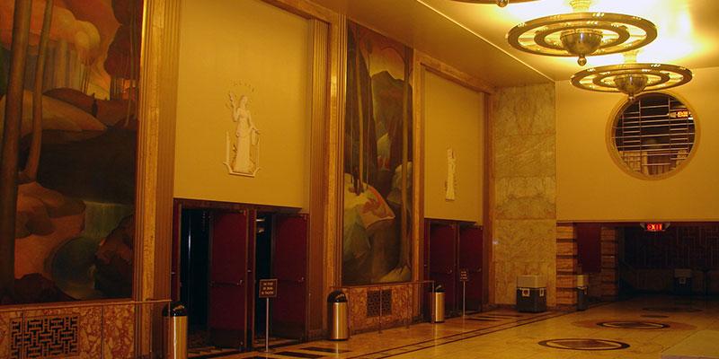 Music Hall Lobby