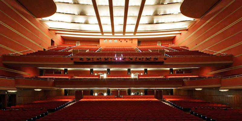 Music Hall Interior