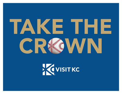 Take The Crown Sign
