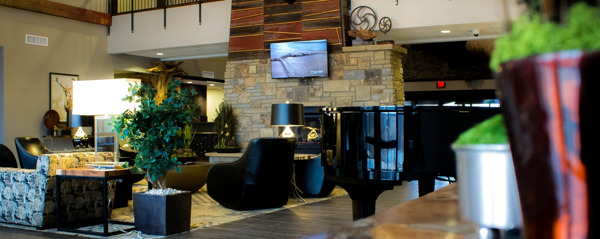 Stoney Creek Lobby