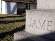 Jesse James Grave