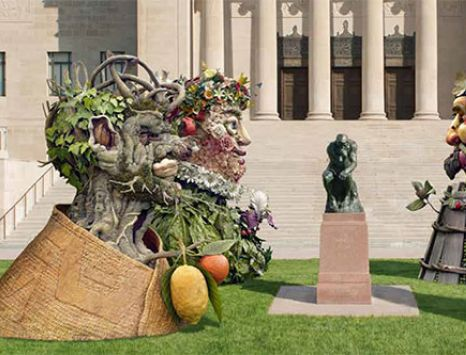 Phillip Haas Four Seasons at the Nelson-Atkins
