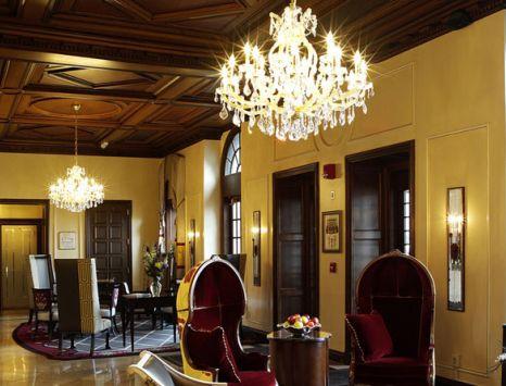 Raphael Hotel Lobby