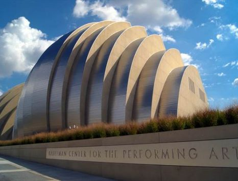 Kauffman Center Performing Arts 1