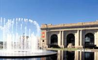 Union Station Fountain