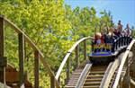 Worlds of Fun - Rollercoaster