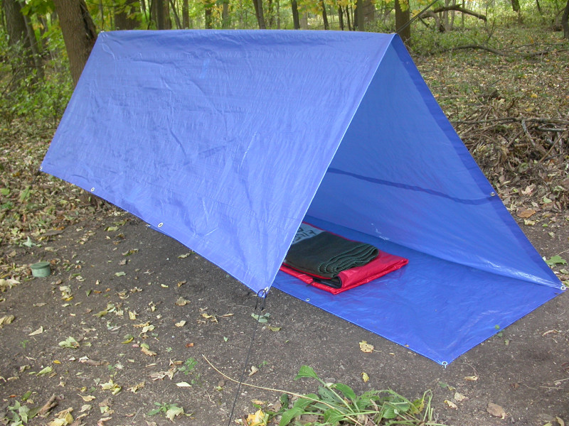Tarp Shelters 101 In The Field Class