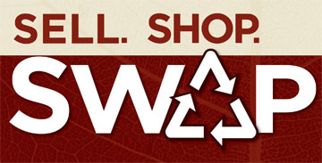 Alpine Shop's 19th Annual Spring Swap. Sell. Shop. Swap!