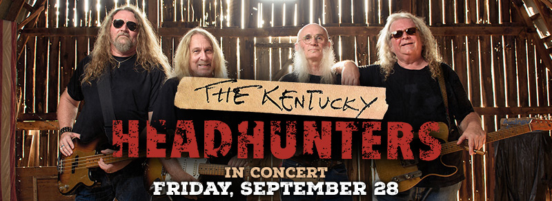 The Kentucky Headhunters in concert