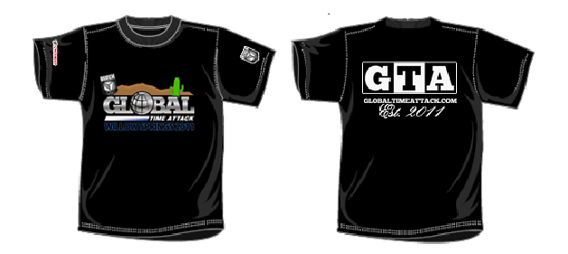GTA Willow Springs T-Shirt 2011
