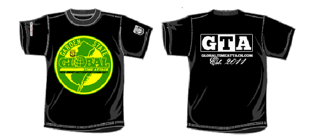 GTA New Jersey T-Shirt 2011