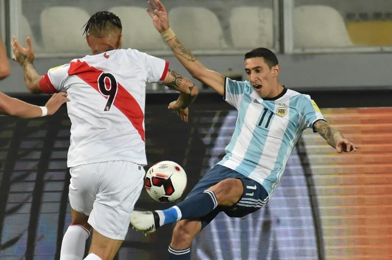 Argentina Perú