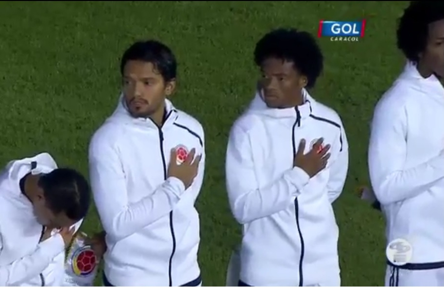 himno Colombia Paraguay