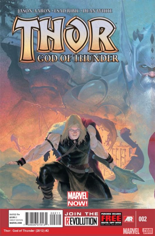 Thor God of Thunder 2 Marvel NOW!
