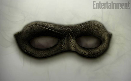 Arrow Mask -- exclusive EW.com image