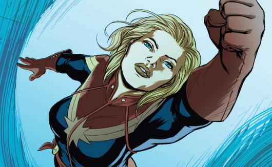 captain marvel #1 2014