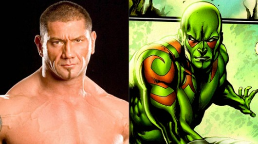 Drax Dave Bautista Guardians of the Galaxy