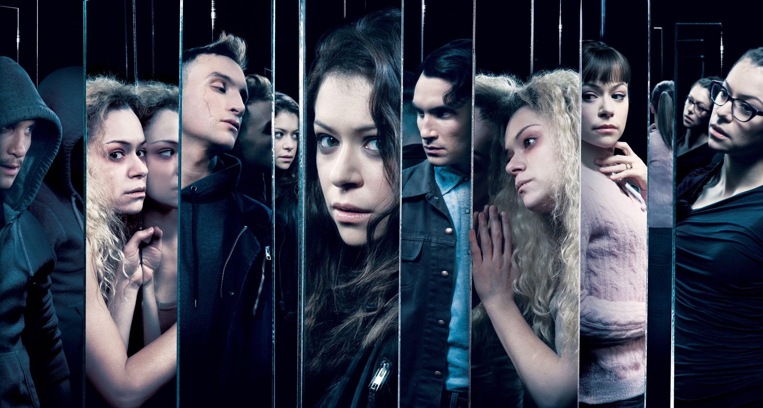 The Cast of Orphan Black Season 2