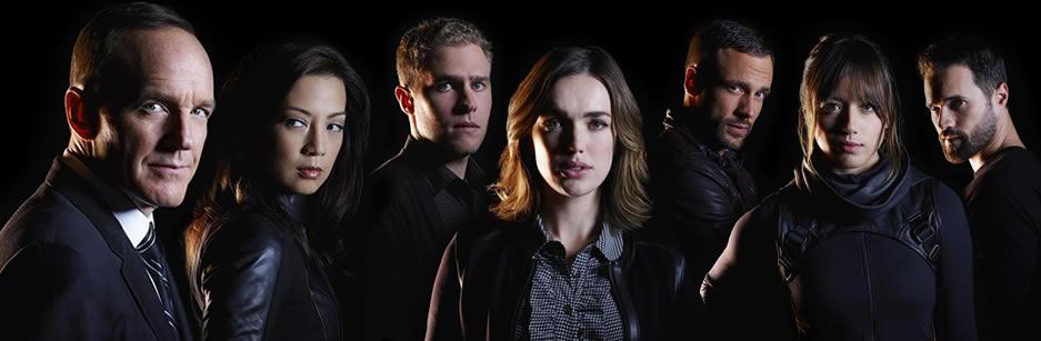 Agents of SHIELD season 2 cast