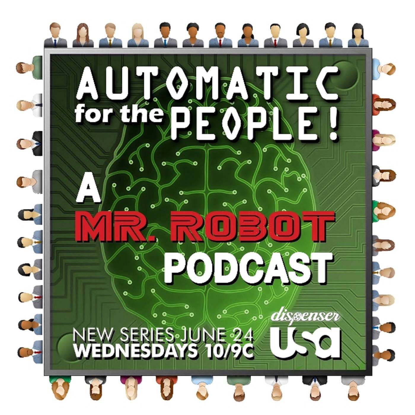 Automatic for the People: A Mr. Robot Podcast