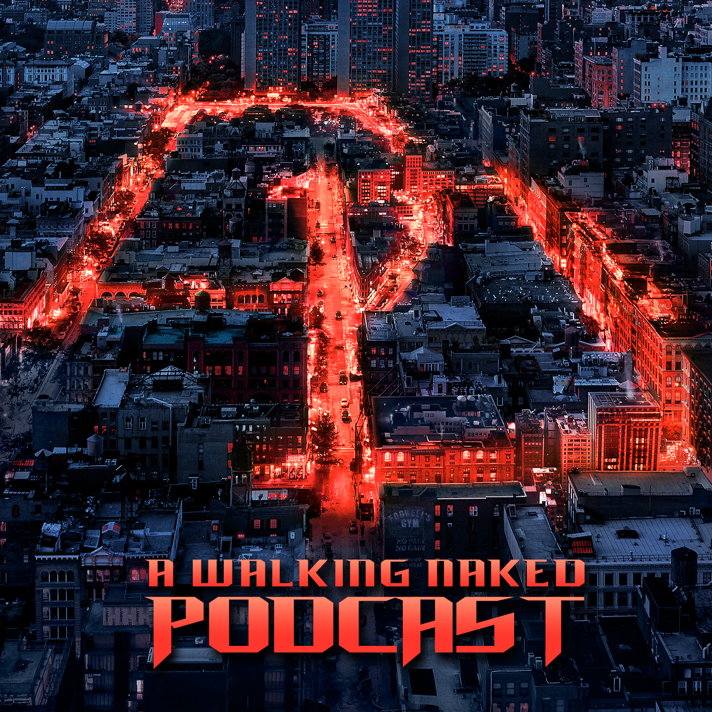 Daredevil: A Walking Naked Podcast