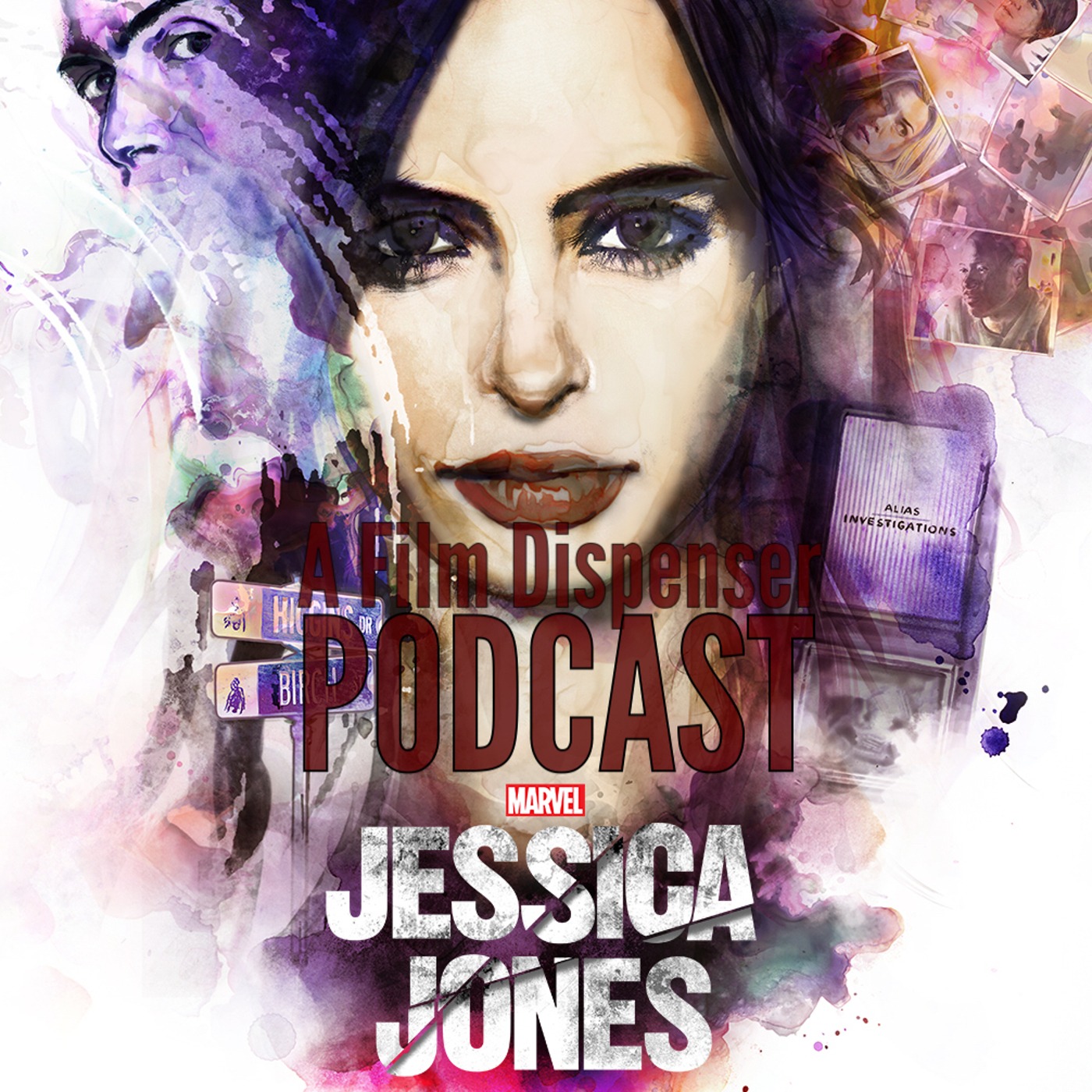 Jessica Jones: A Film Dispenser Podcast