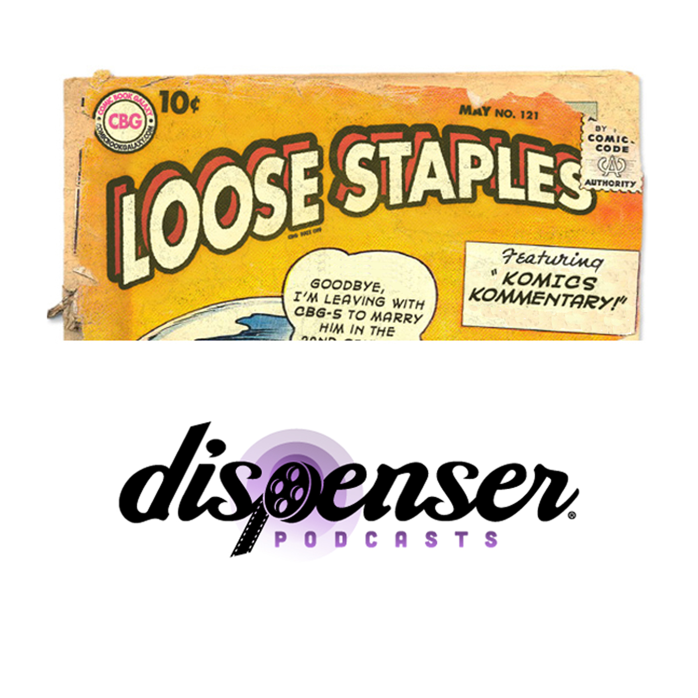 Loose Staples: A Comic Book Podcast