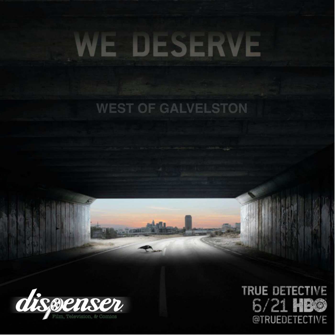 West of Galveston: A True Detective Podcast