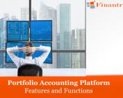 Portfolio Accounting Features