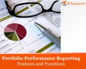 Portfolio Performance Reporting Features