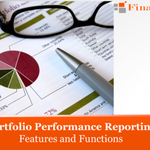 Portfolio Performance Reporting Features