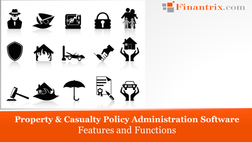 Insurance Policy Administration Software Features