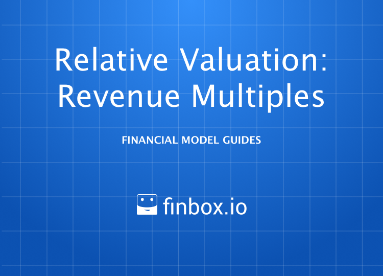 Multiples Valuation: Revenue Multiples Comparable Company Analysis