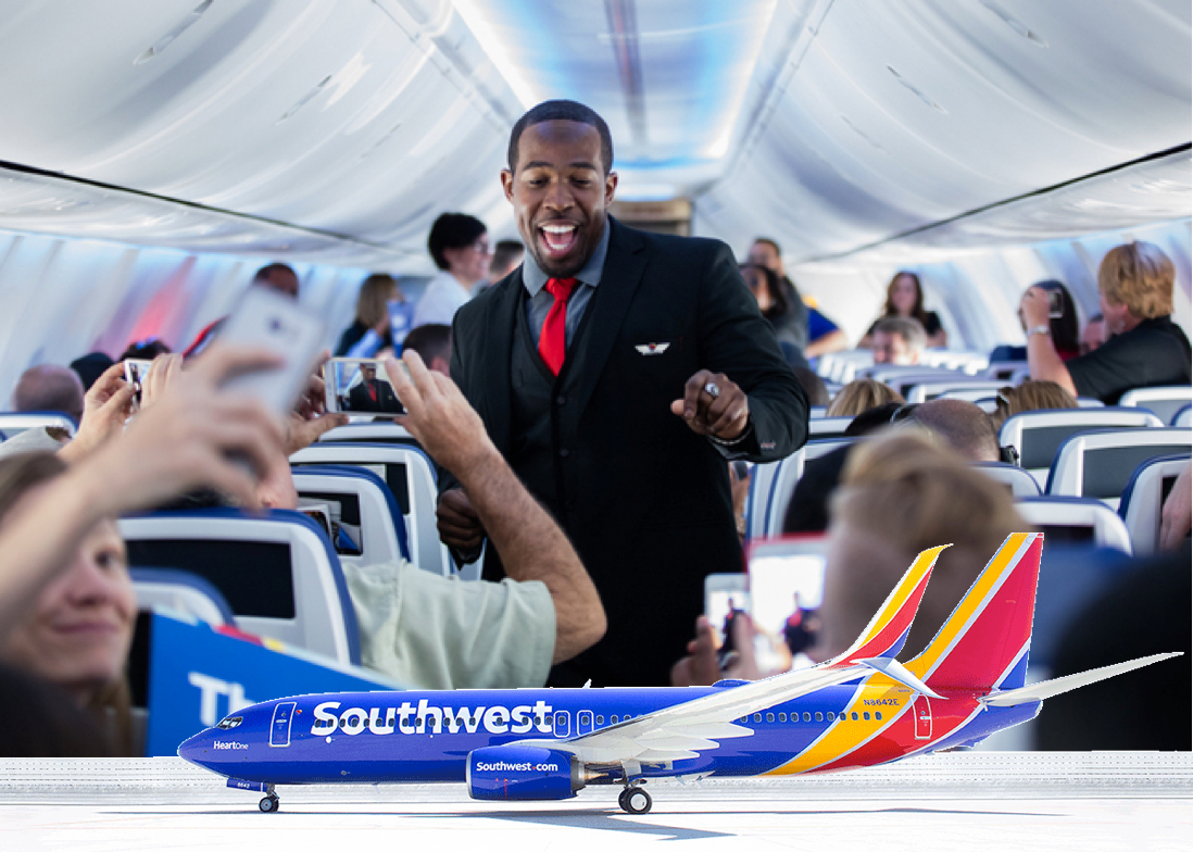 Here's Why Warren Buffett Invested in Southwest Airlines