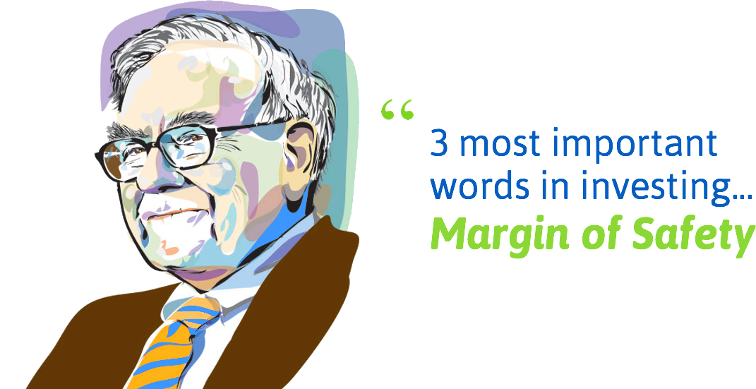 Warren Buffett Margin Of Safety quote