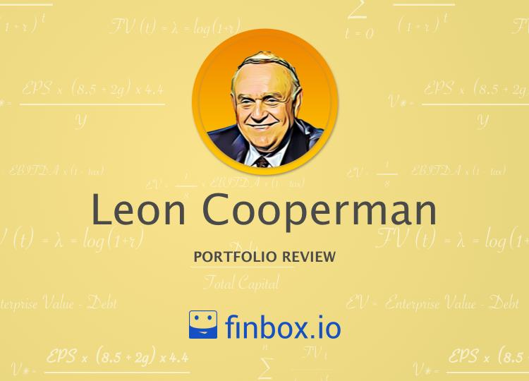A Detailed Look Inside Leon Cooperman's Stock Portfolio