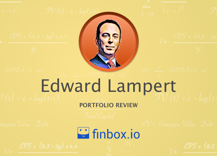 Edward Lampert: From Hedge Fund Star to Sears CEO