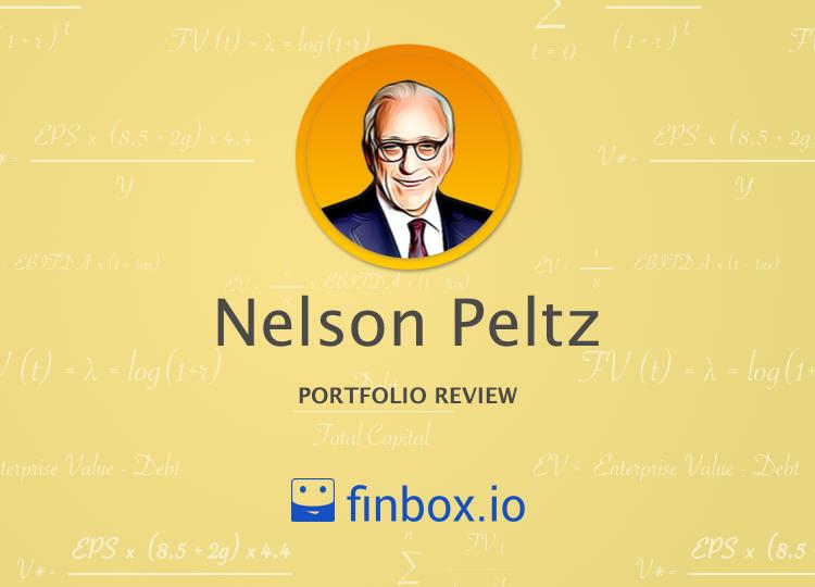 The 8 Stocks Nelson Peltz Is Betting Big On