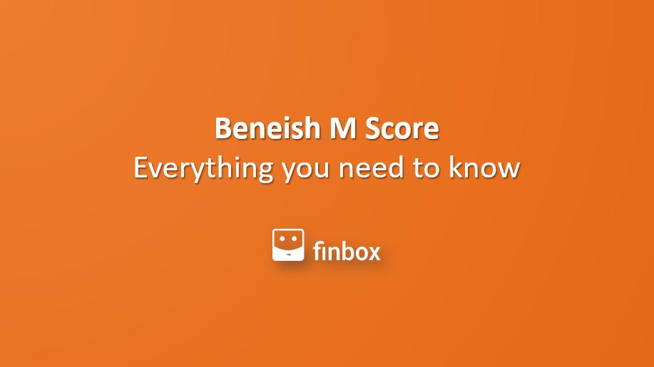 Beneish M-Score: Definition, Formula, Calculation, Screener [+Template]