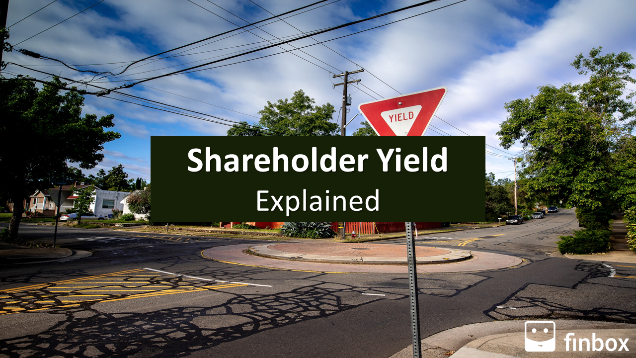 Shareholder Yield Explained